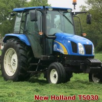 NEW HOLLAND seria T 5030, 5040, 5050, 5060, 5070