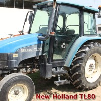 NEW HOLLAND seria TL 70, 80, 90, 100, 110
