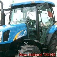 NEW HOLLAND seria TS 90, 100, 110, 115