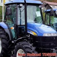 NEW HOLLAND TD 5010, 5020, 5030, 5040, 5050