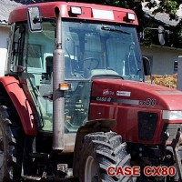 CASE CX 50, 60, 70, 80, 90, 100