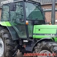 AGRO PRIMA 4.31 4.51 4.56 6.06 6.16 (1990-96)