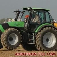 AGROTRON TTV 1130 1145 1160 TTV COM 3 610 DCR 620 DCR