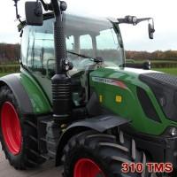 FENDT Serie 300, 900 TMS