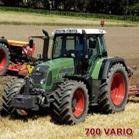 FENDT Serie 400, 700, 800 Vario