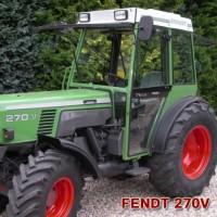 FENDT 275S, 250, 255, 260, 265, 270, 275 280 (1989)