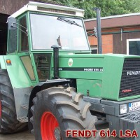 FENDT 614 LSA