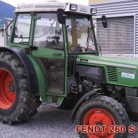 FENDT FARMER 240S, 250S, 260S, 275S, 280S (r. prod. 1990)