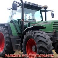 FENDT FARMER Seria 300 C/Ci
