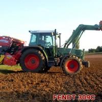 FENDT FARMER 307C, 308C, 309C