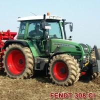 FENDT FARMER 307Ci, 308Ci, 309Ci