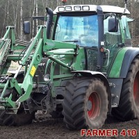FENDT FARMER 409, 410, 411, 412