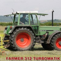 FENDT FARMER 307, 308, 309, 310, 311, 312 Turbomatic