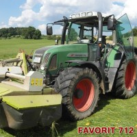 FENDT FAVORIT 711, 712, 714, 716