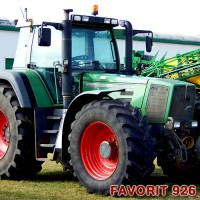 FENDT FAVORIT 916, 918, 920, 924, 926