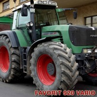 FENDT FAVORIT Seria 900 Vario