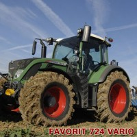 FENDT FAVORIT Seria 700 Vario