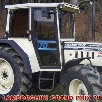 LAMBORGHINI GRAND PRIX 70