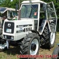 LAMBORGHINI 754 DT (1980)