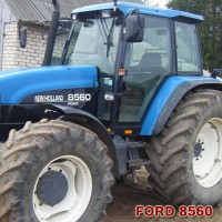 FORD 8160, 8260, 8360, 8560