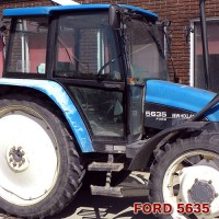 FORD 4635, 4835, 5635, 6635, 7635