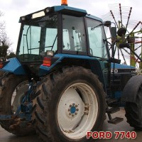 FORD 5640, 6640, 7740, 7840, 8240, 8340