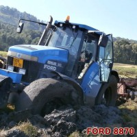 FORD 8670, 8770, 8870, 8970