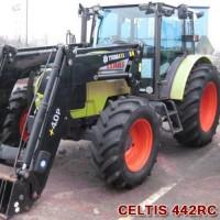 CLAAS CELTIS 442RA 442RC 442RX