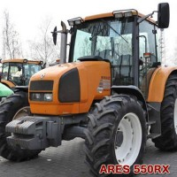 ARES RX 540, 550, 610, 620, 630