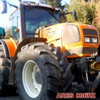 ARES 816 RZ, 826 RZ, 836 RZ