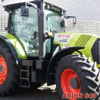 CLAAS ARION 610, 620, 630, 640