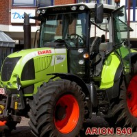 CLAAS ARION 510, 520, 530, 540
