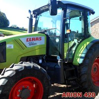 CLAAS ARION 410, 420, 430